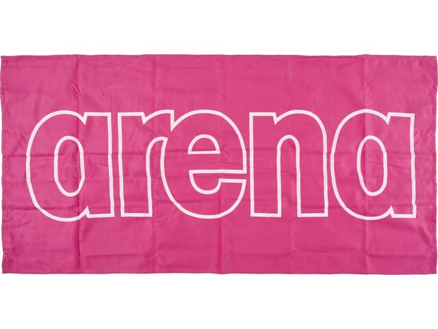 arena Gym Smart Håndklæde, fresia rose-white